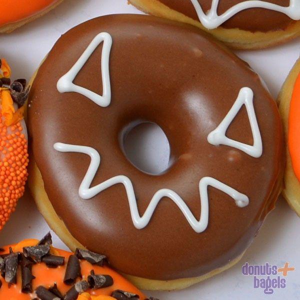 Unique Halloween donuts