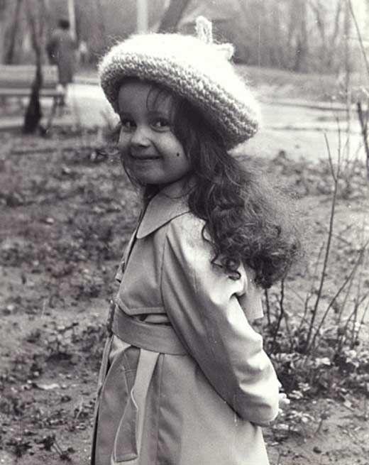 София Ротару в детстве