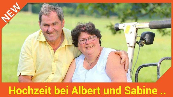 """Bei der RTL-Kuppelshow """"Bauer sucht Frau"""" fährt das nächste Paar in den Hafen der Ehe ein. Sein Name: Albert und Sabine    Source: http://ift.tt/2t2hoYg  Subscribe: http://ift.tt/2ryS6ze bei Albert und Sabine - und das im zweiten Anlauf"""