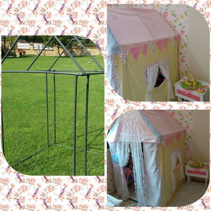 playhouse/pipe/fabrics