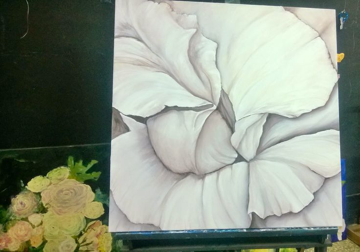 Graciela BOVETTI: Art. Pintura de Caballete
