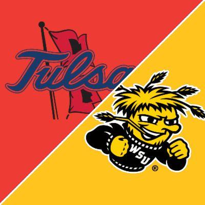 Get a summary of the Tulsa Golden Hurricane vs. Wichita State Shockers basketball game
