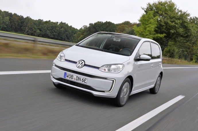 Vw E Up 2020 Volkswagen Bietet Bald Mehr Reichweite An Vw E Up Volkswagen Elektroauto