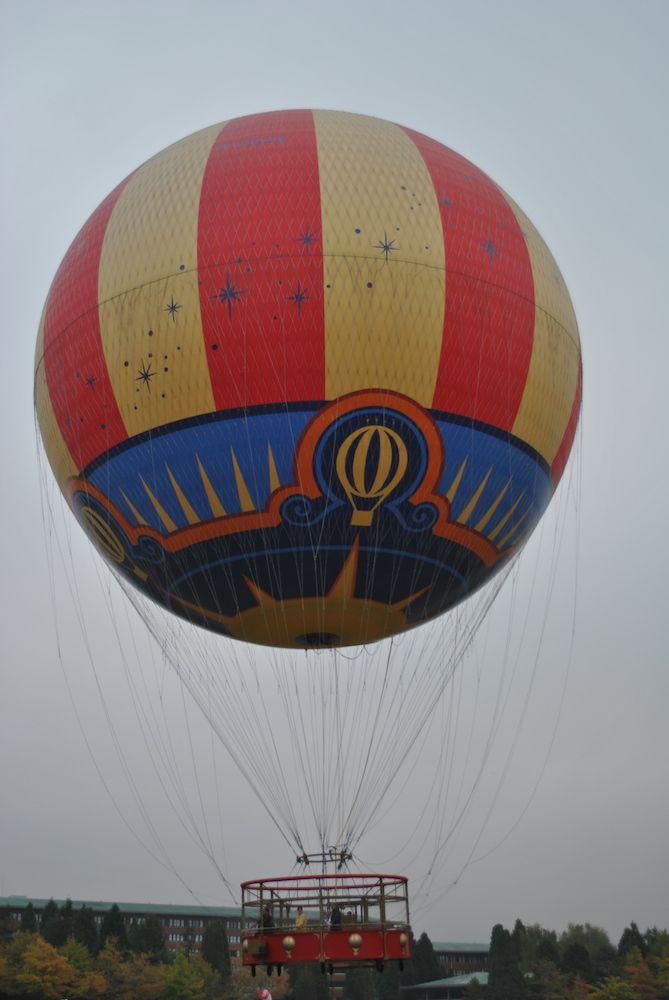 Disneyland Paris, balon