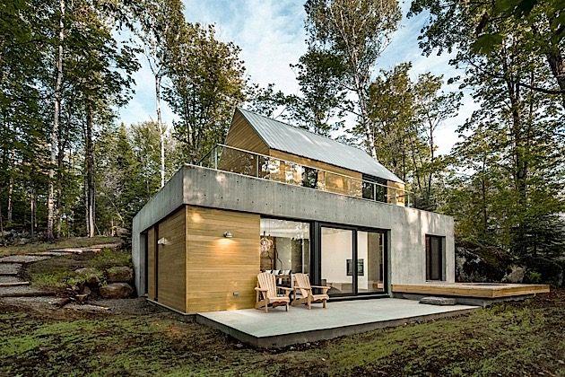 Spahaus – Moderne Architektur und Natur pur