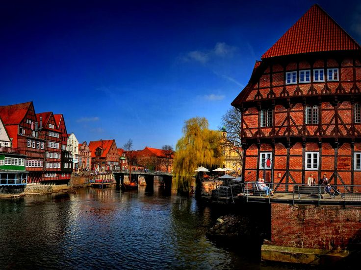 Lüneburg ~ Lower Saxony ~ Germany www.travelimg.org