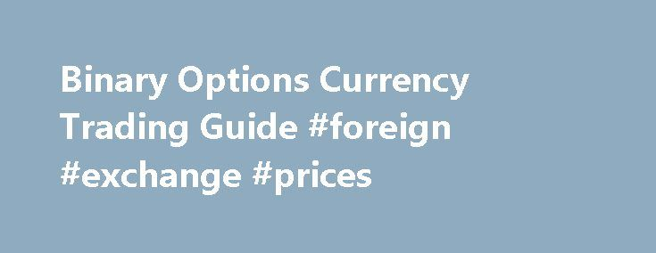 Most exchange traded currency options