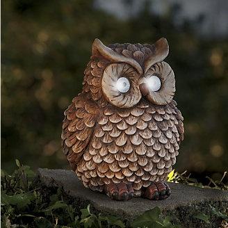 Owl Solar Light From Ginnys ®