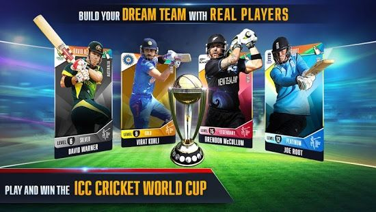 ICC Pro Cricket 2015 Screenshot