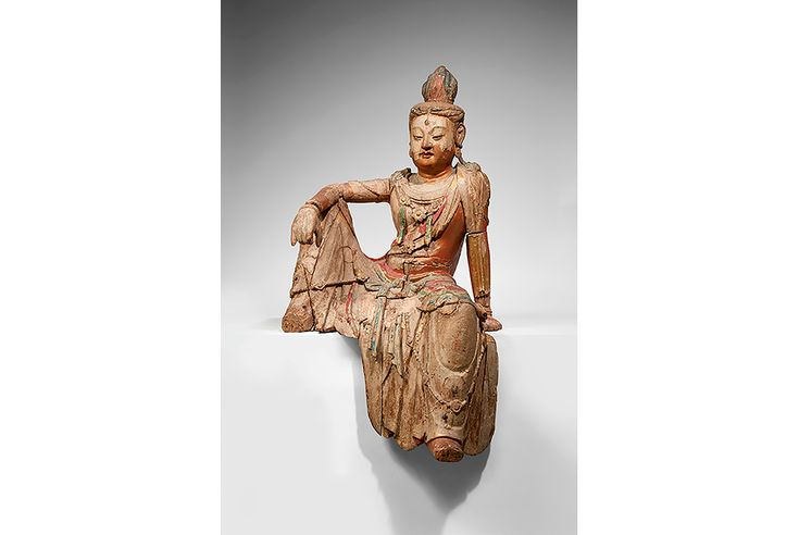 Exceptional Guanyin resurfaces after being kept half a century in a private collection