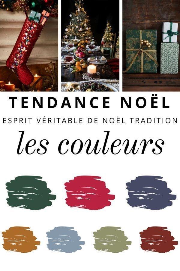 Image En Couleur De Noel.Les Tendances De Noel 2019 Deco Couleurs Sapin Cadeaux