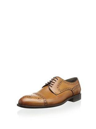 61% OFF Gordon Rush Men's Taylor Cap Toe Oxford (Cognac)