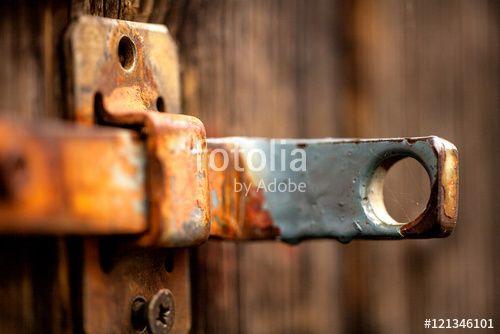 """Laden Sie das lizenzfreie Foto """"Verriegelt"""" von Photocreatief zum günstigen Preis auf Fotolia.com herunter. Stöbern Sie in unserer Bilddatenbank und finden Sie schnell das perfekte Stockfoto für Ihr Marketing-Projekt!"""