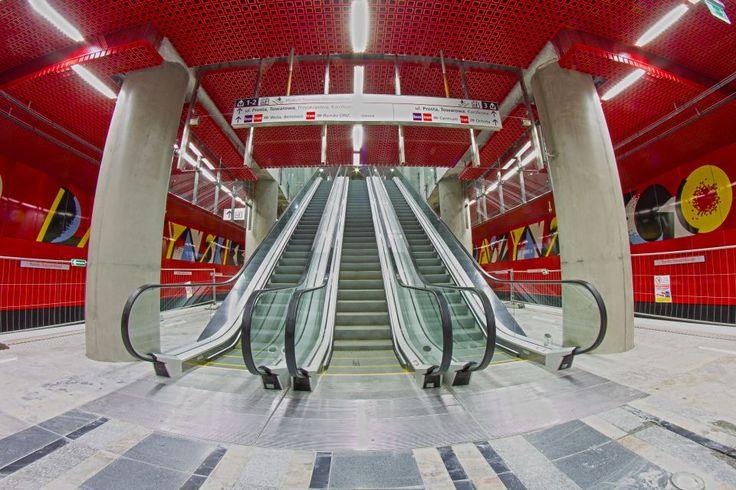 Warszawa Metro - Rondo Daszyńskiego