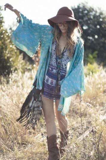 Gypsy Love Maxi Top - Spell Designs