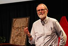 """Brian Kernighan is a Canadian computer scientist, worked at Bell Labs and contributed to the development of Unix. He is also coauthor of the AWK and AMPL programming languages. The """"K"""" of K&R C and the """"K"""" in AWK both stand for """"Kernighan""""."""