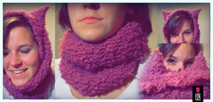Infinity scarf - kitty style facebook.com/planetforsale