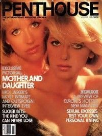 Image result for 1975 penthouse magazine covers