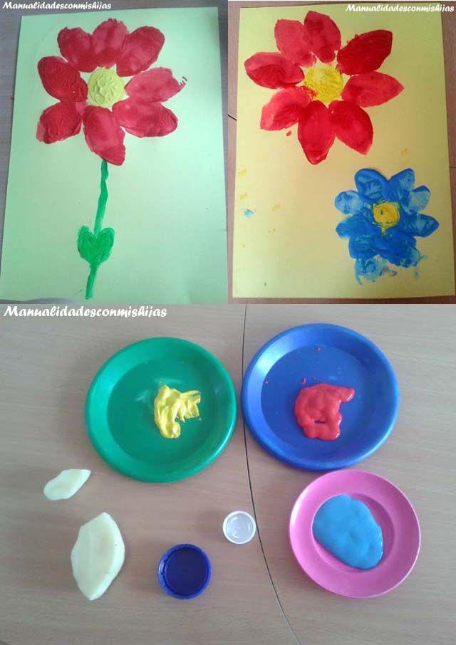Manualidadesconmishijas cuadros infantiles para la - Cuadros decorativos para ninos ...