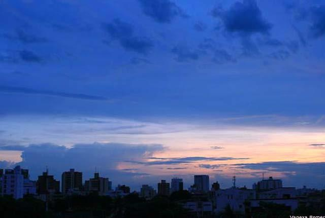 Amanecer en #Barranquilla