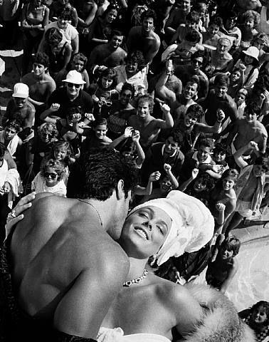 Sylvester Stallone & Brigitte Nielson, Long Island❤️