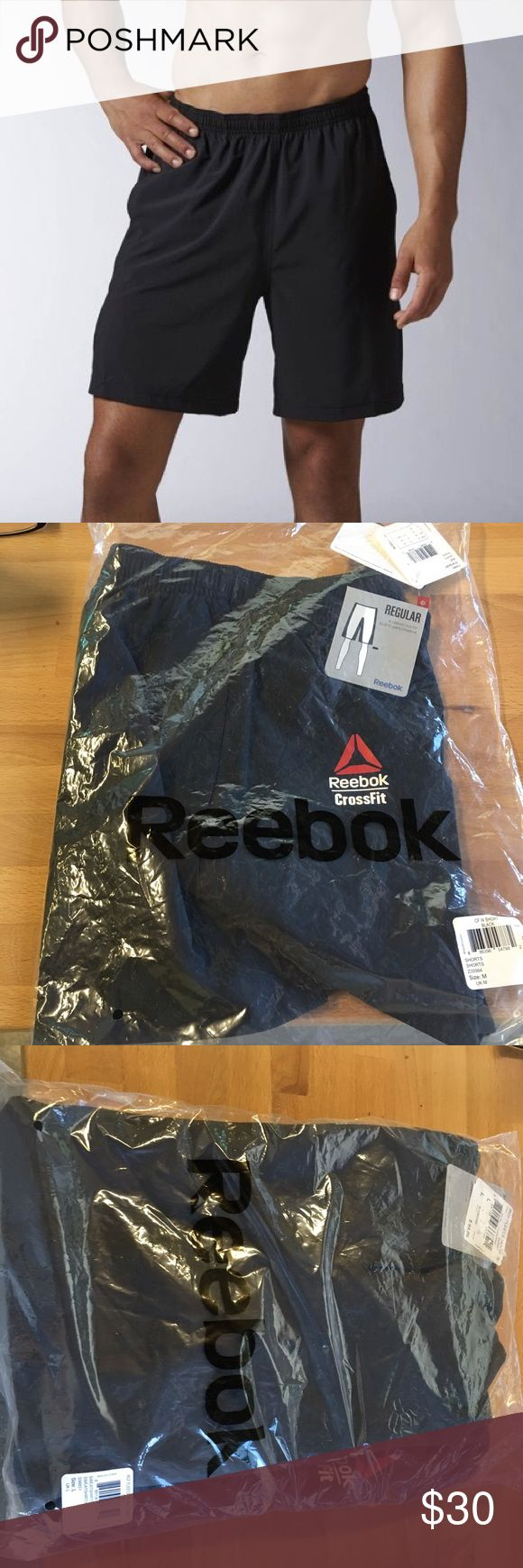 Men's Reebok CrossFit Austin 2 Short Available in M and L. New with tags! Reebok Shorts Athletic