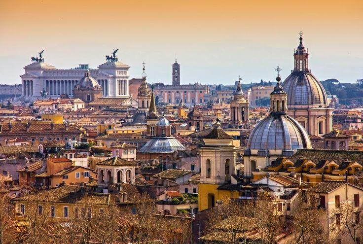 Google+ | Рим, Места для посещения, Экскурсии