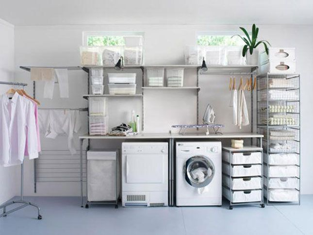 15 Organizational Hacks That'll Make You Like Doing Laundry | Brit + Co.
