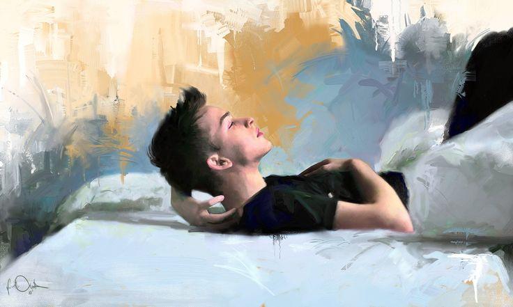 Miki|Petur: Fine Art Digital Paintings | Cooperations