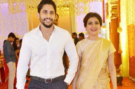Nagarjunas daughter-in-law Samantha Ruth share photos of her wedding lehanga!