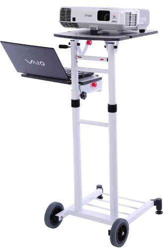 Carro para proyector 'VT3', fahrbarer mesa auxiliar
