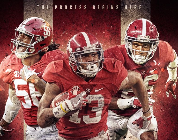 Tim Williams, ArDarius Stewart & Marlon Humphrey - drafted in the 2017 NFL Draft. The Process Begins Here! on Behance #Alabama #RollTide #Bama #BuiltByBama #RTR #CrimsonTide #RammerJammer