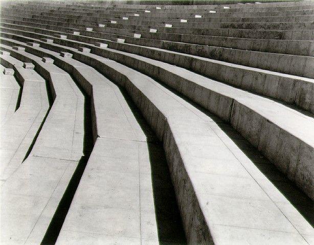 Tina Modotti, Stadium, Mexico City, 1927