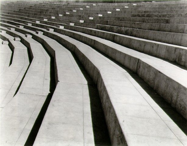 Tina Modotti, Stadium, Mexico City, 1927