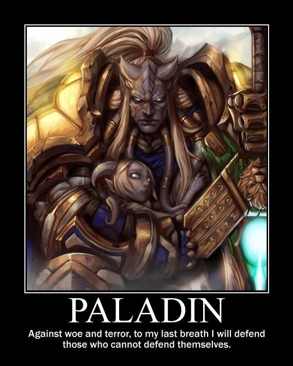 The RPG Motivational Posters Thread! - Mythik Vistas