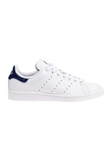 adidas stan smith damen white black
