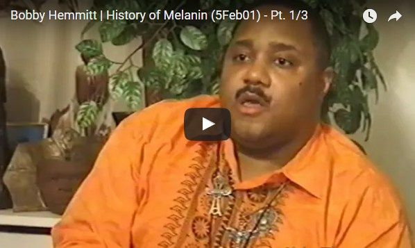 The Occult History of Melanin by Bobby Hemmitt. Refer to Transformium as melanin in Transformers Age of Extinction. Refer to Vibranium as melanin in Avengers, Black Panther and the Captain America Movies.