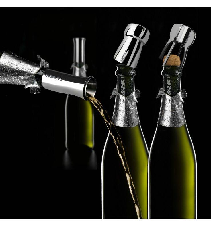 Set di 3 Pezzi per Champagne