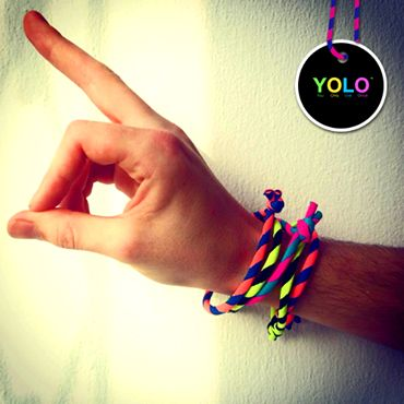 YOLO WAVES! NEON, COLORFUL, POSITIVE! www.yoloshop.pl