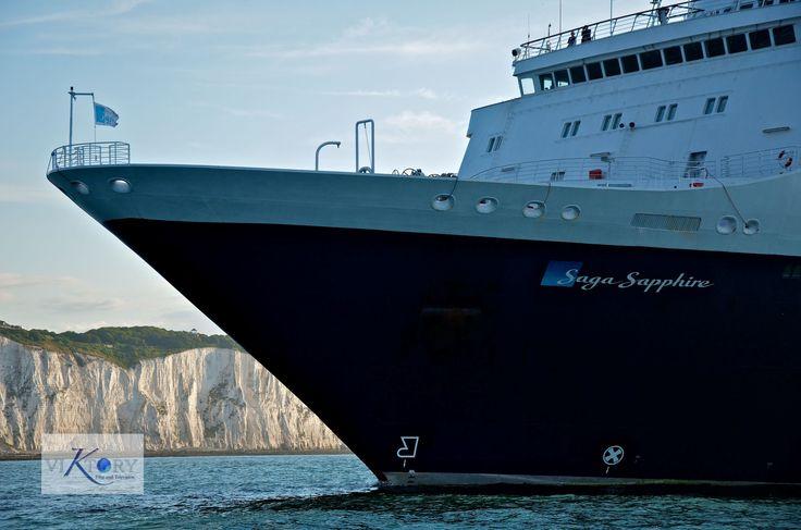 Beautiful Saga Sapphire   #CruiseShip #Saga #Travel #Holiday