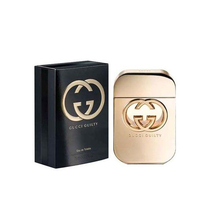 GUCCI GUILTY For Women EAU DE TOILETTE EDT SPRAY 75ML 2.5oz #Gucci