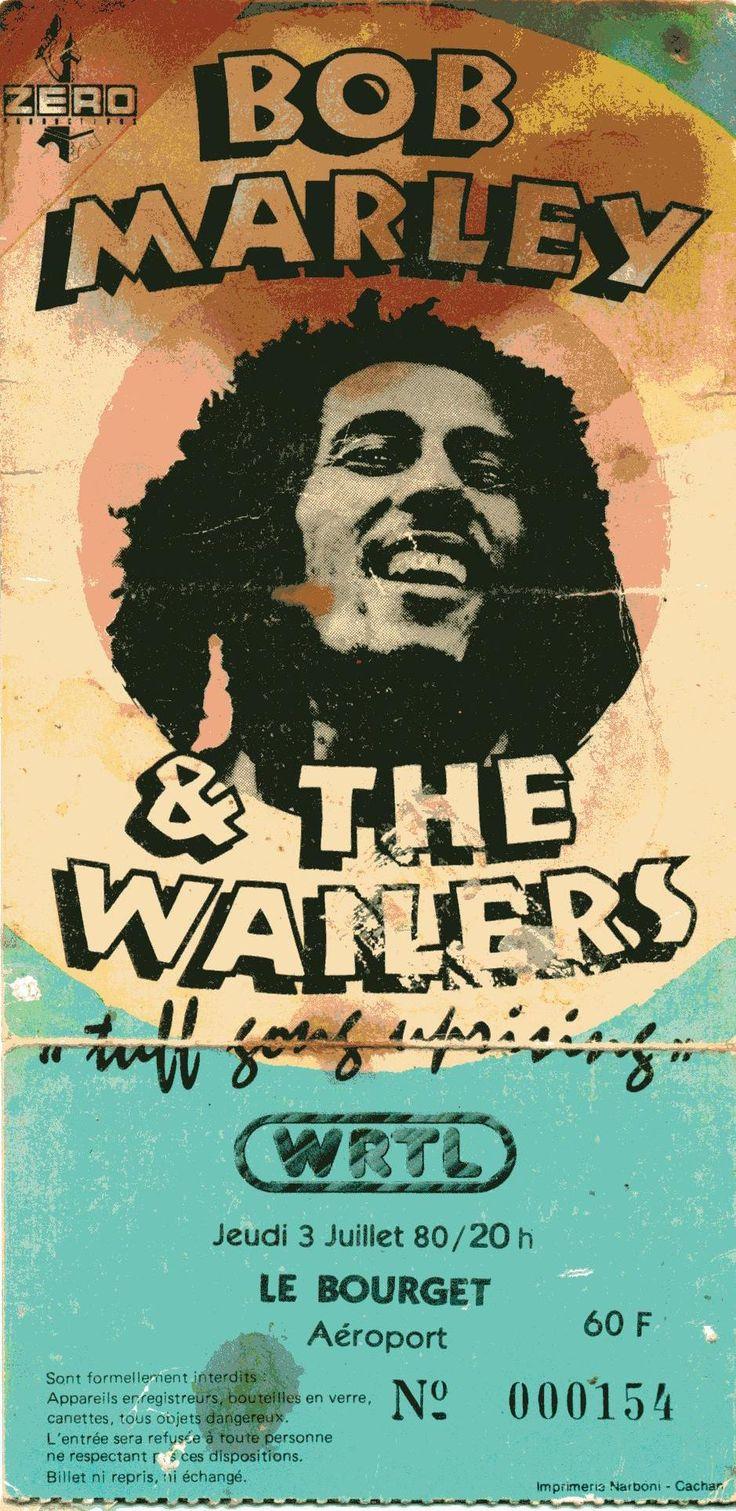 Bob Marley & The Wailers.