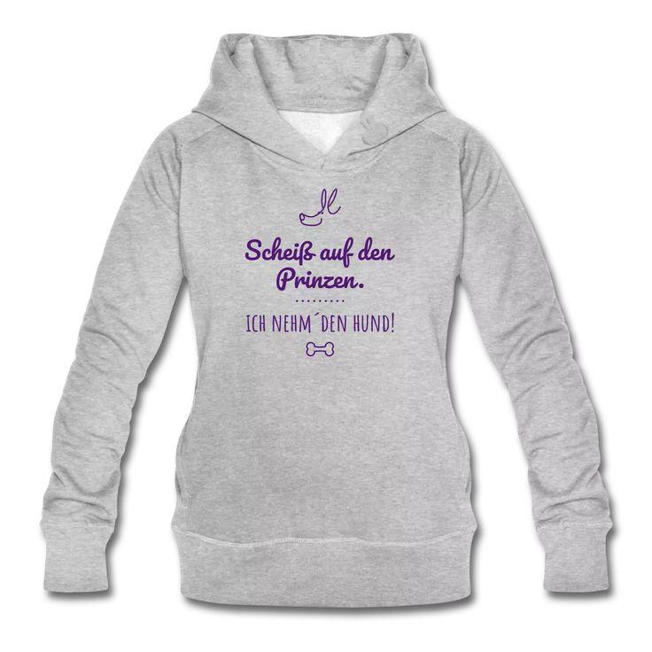 Ein toller Hoodie aus unserer Kollektion - lustig, kuschelig und aus Bio-Baumwolle!!! Auf lumpino.de findet ihr lustige, freche und schön gestaltete T-Shirts, Pullis, Tassen, Taschen und vieles mehr ...