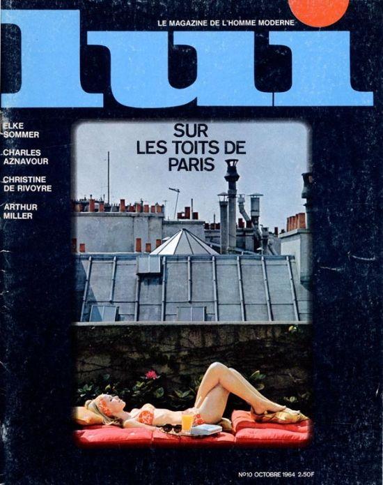 Lui n°10 Octobre 1964