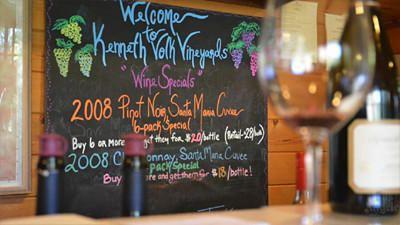 20 good ideas in Santa Barbara's wine country