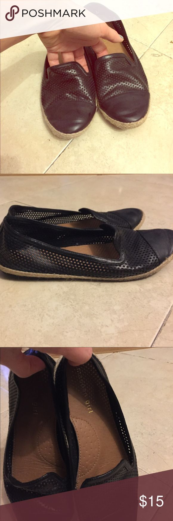 Madden girl Loafers / espadrilles Great condition! Almost new! Shoes Flats & Loafers