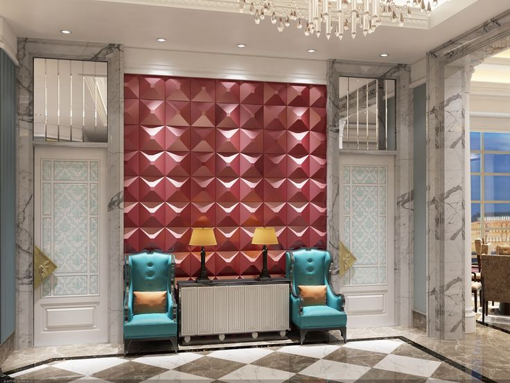 17 best 3D PATTERN WALL PANEL FOR HOME DESIGN images on Pinterest ...