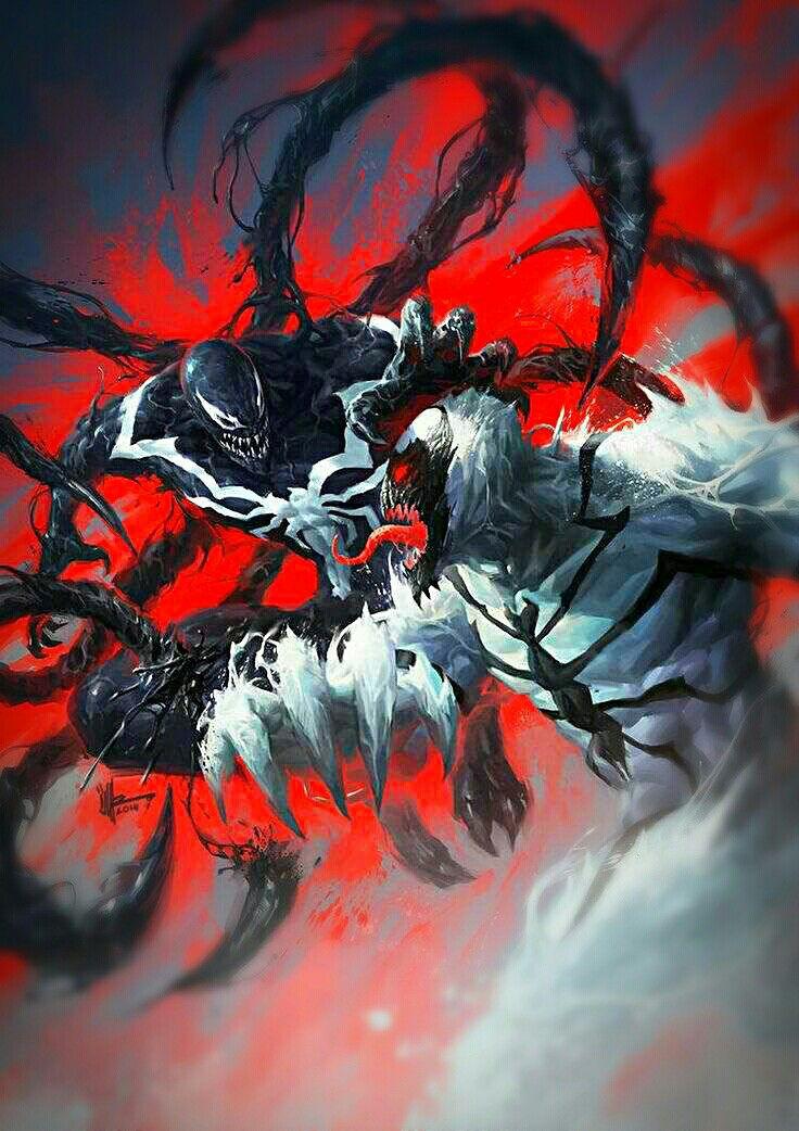 Venom vs Anti-Venom!