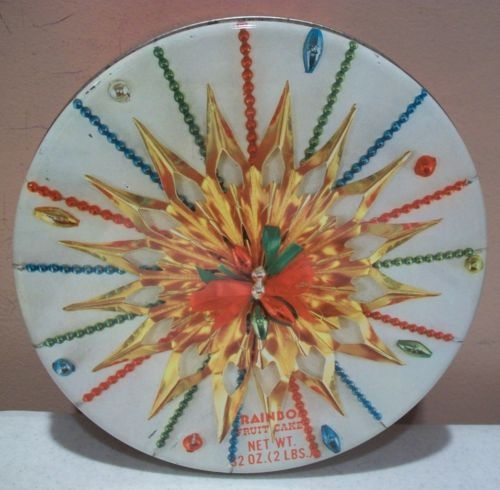 Colourful Fruit Cake: 43 Best Images About Vintage Tins On Pinterest