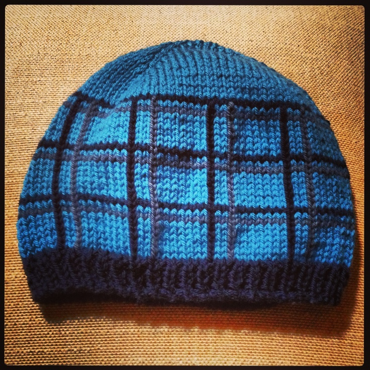 Tartan hat 4 Dani by David Vecchiandez
